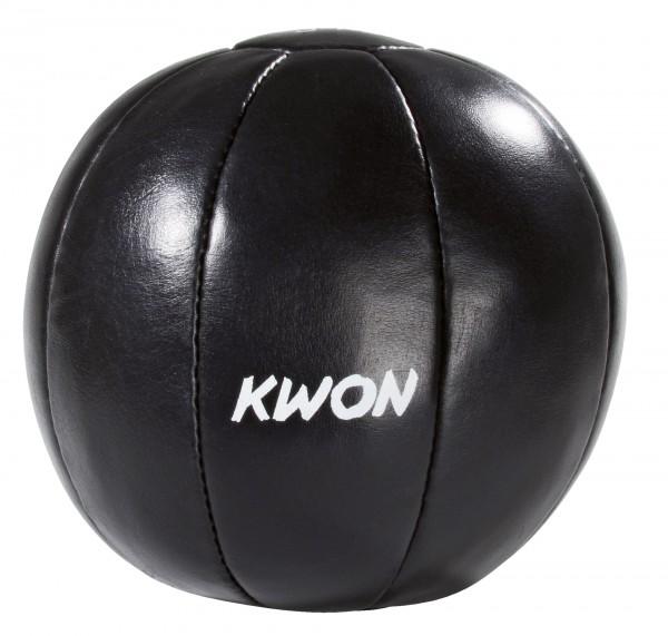 Medizinball 3kg, schwarz