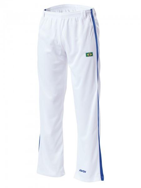 Capoeira Hose, in 2 Farben mit Seitenstreifen von: Kwon