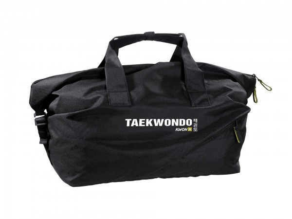 Reisetasche medium, Druckmotiv Taekwondo