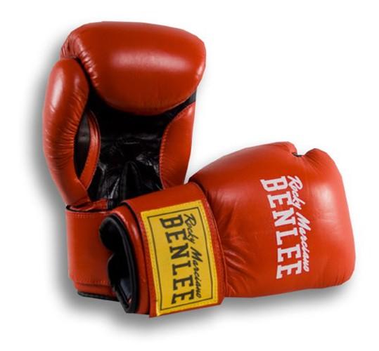 BENLEE Boxhandschuhe Fighter, Leder