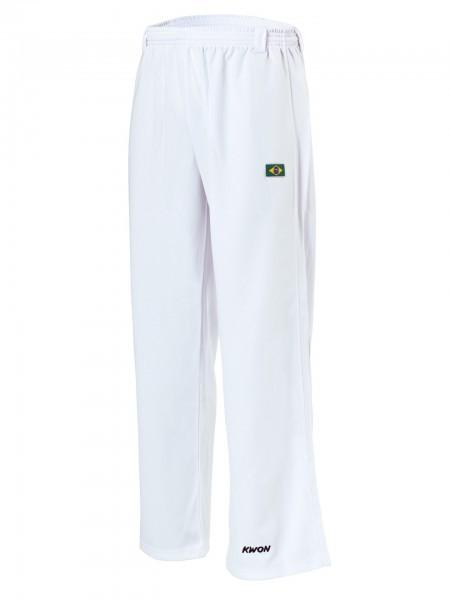 Capoeira Hose weiß von: Kwon