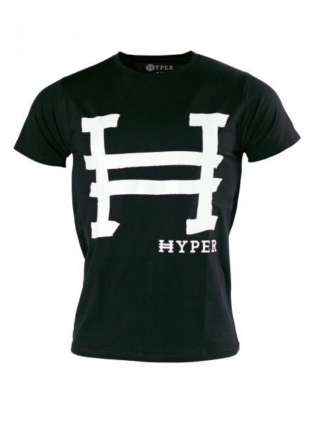 HYPER H T-Shirt schwarz
