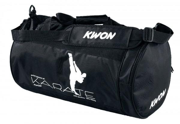 KWON Tasche Small, Druckmotiv Karate
