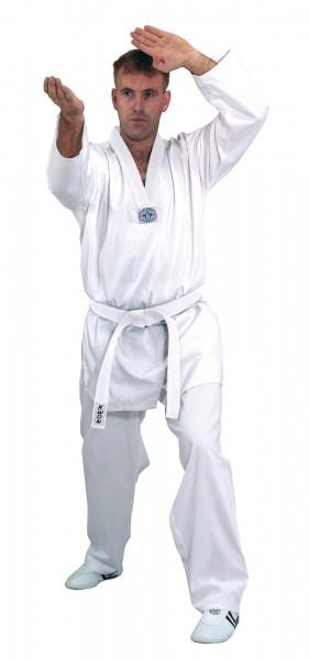TKD-Anzug Hadan Plus, weißes Revers