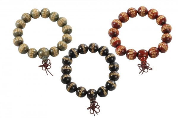 Armband Shaolin mit Ornamenten
