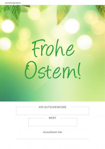 Gutschein / Motiv: Ostern