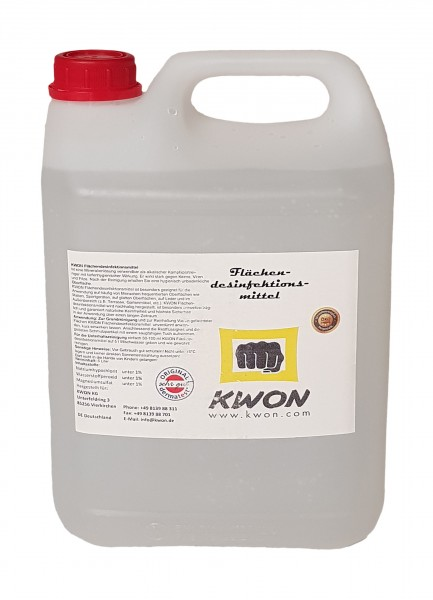 Flächendesinfektionsmittel 5 Liter