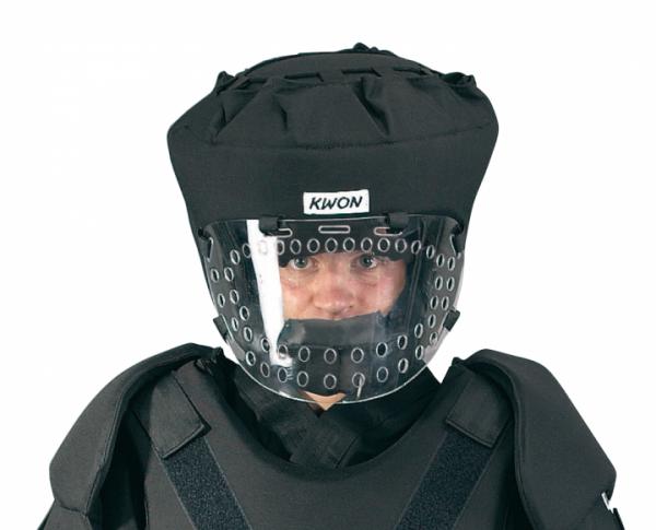 Vollschutz Helm / Kopfschützer