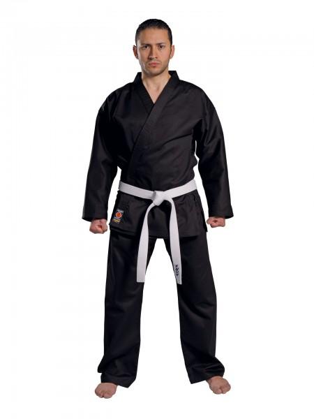Karateanzug Traditional 8 oz schwarz