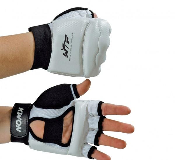 Taekwondo Handschutz WT weiss