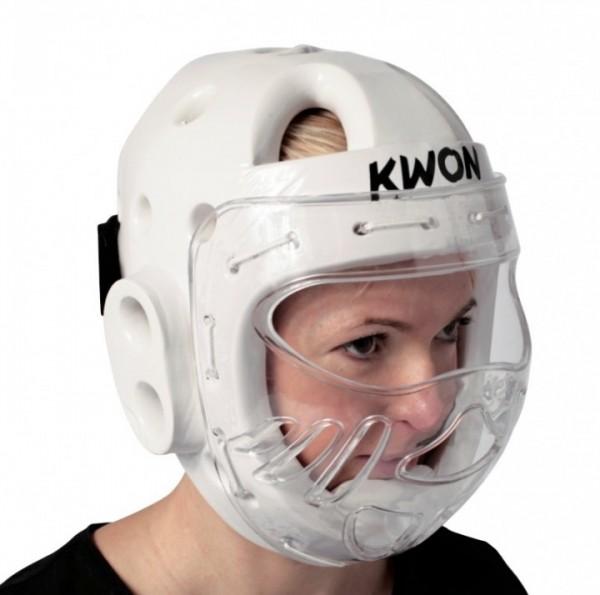 Kopfschutz KSL mit Visier CE