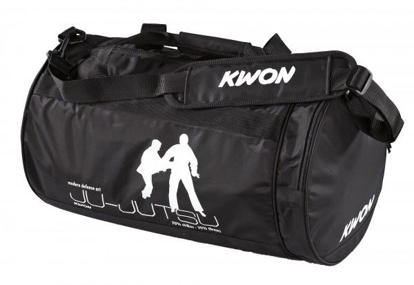 KWON Tasche Small, Druckmotiv Ju-Jutsu
