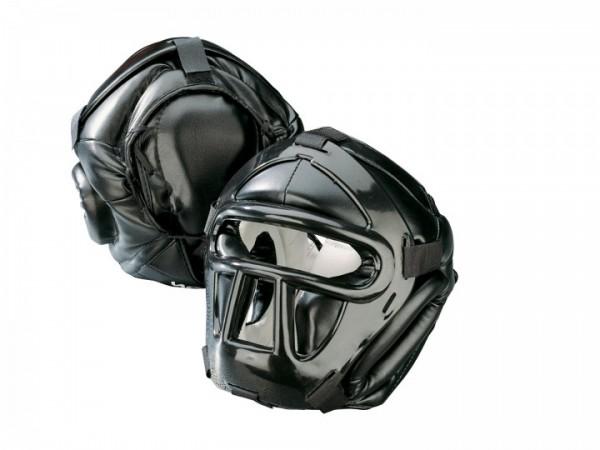 Kopfschützer Black Line mit Top Pad CE