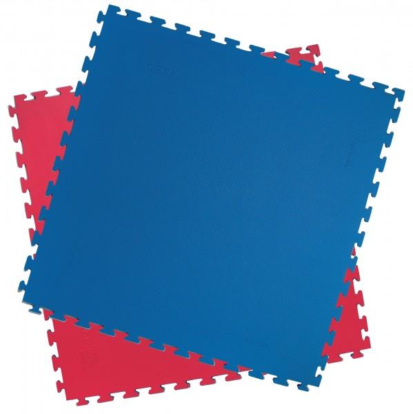 Puzzlematten,1m x 1m x 2,5cm Kampfsportmatten Kickboxen Wendematte von Kwon