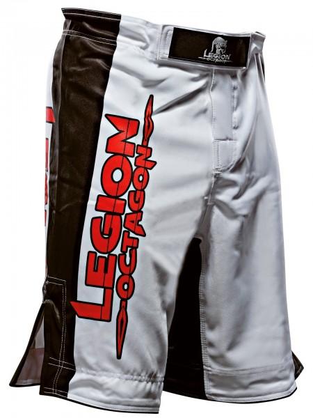 Legion Octagon MMA Short white von: Kwon