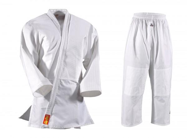 Judoanzug Yamanashi, ohne Schulterstreifen, weiss