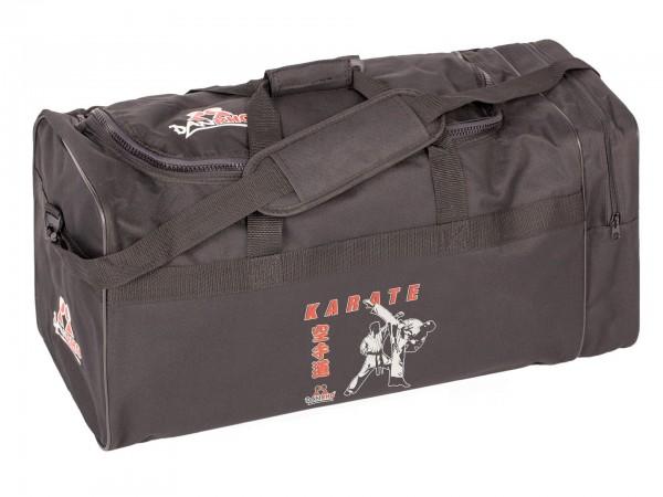 Trainings-Tasche gross, Druckmotiv Karate