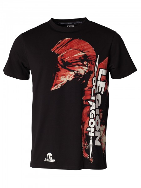 T-SHIRT RED HEAD 2017