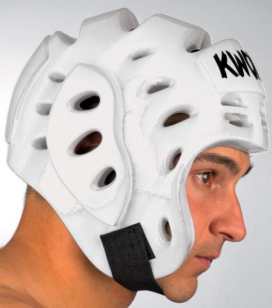 Kopfschützer Sport CE in schwarz oder weiß von: Kwon