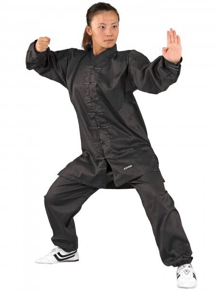tai chi qi gong anzug von kwon bekleidung kung fu. Black Bedroom Furniture Sets. Home Design Ideas