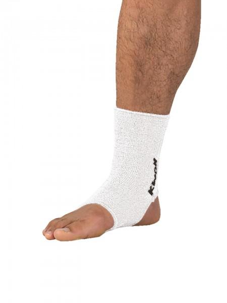 Elastische Fußbandage für Thai / Kickboxen von: Kwon
