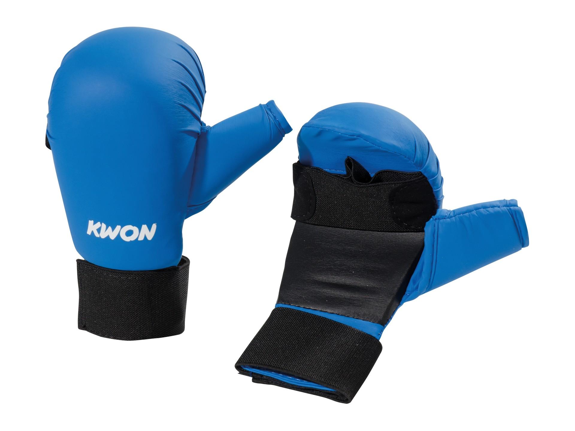 Karate Handsch/ützer ohne Daumenschlaufe CE in 2 Farben