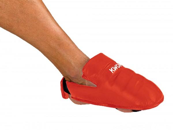 Karate Fußschützer CE, in 2 Farben