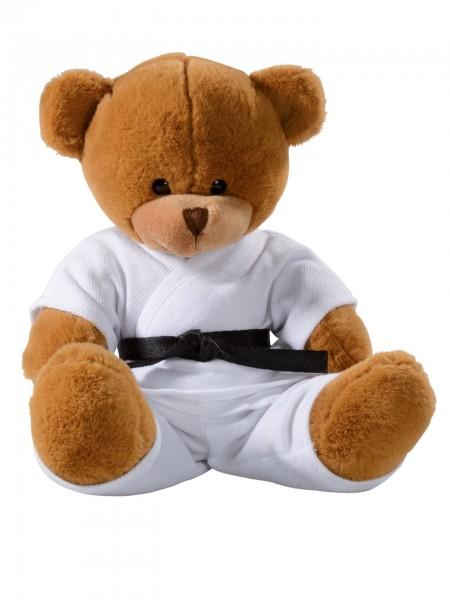 """Budo-Teddy """"Charly"""" Grösse ca. 20 cm"""