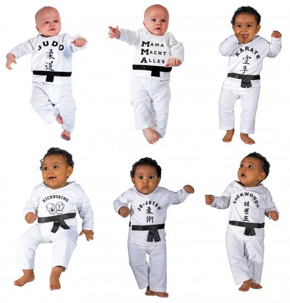 Baby Strampler mit versch. Motiven