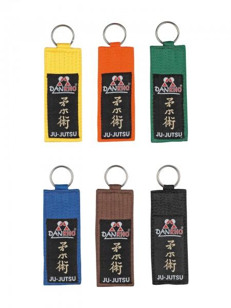 Schlüsselanhänger Kyu-Grade JU-JUTSU