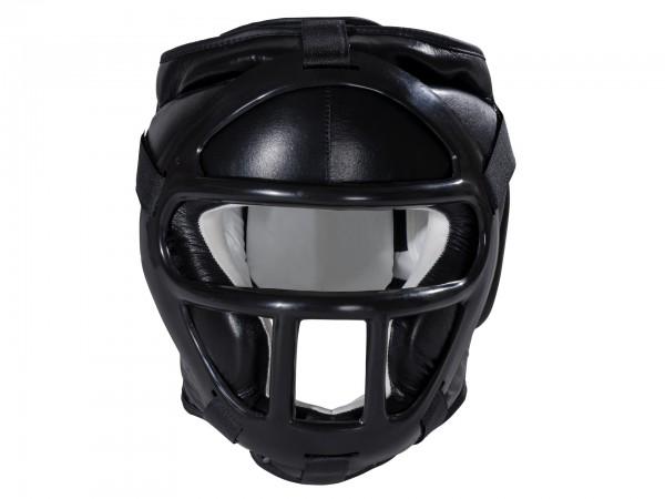 Club Line Head Guard / Kopfschutz mit Maske