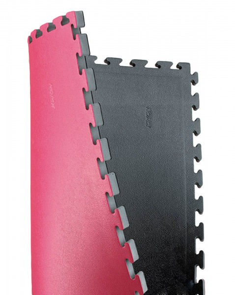 Wendematte/Steckmatte Noppenstruktur 2,5 cm in 3 Farben