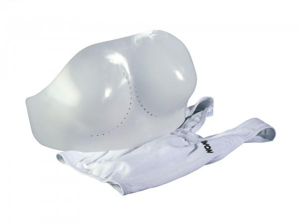 Brustschützer Maxiguard Plastikschale CE