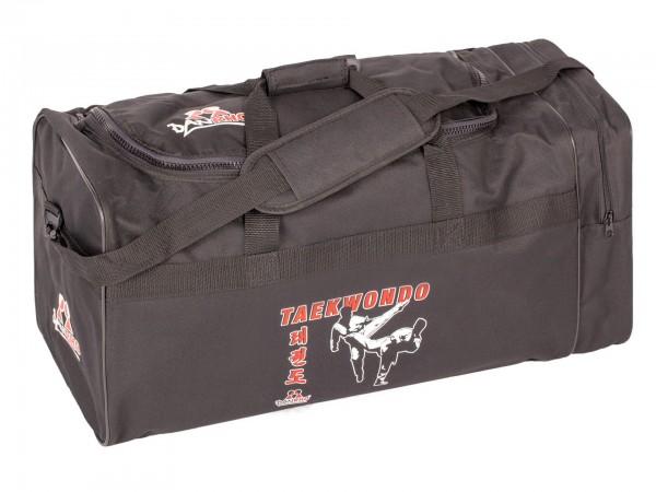 Trainings-Tasche gross, Druckmotiv Taekwondo