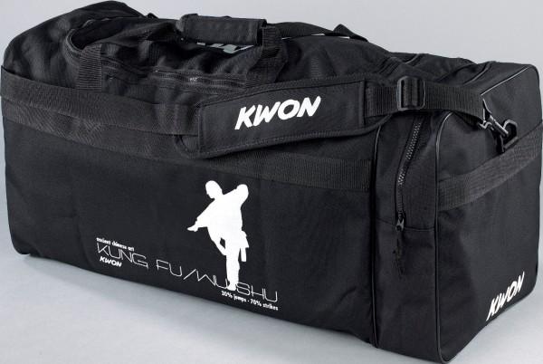 KWON Tasche Large, Druckmotiv Kung Fu
