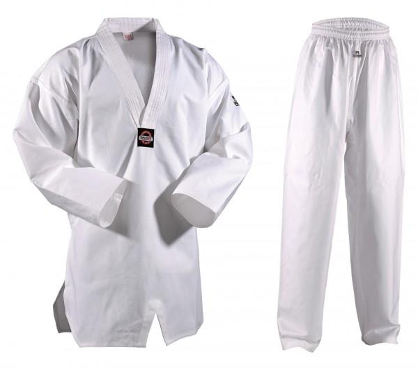 DANRHO Taekwondo Dobok KUKKIWON weisses Revers