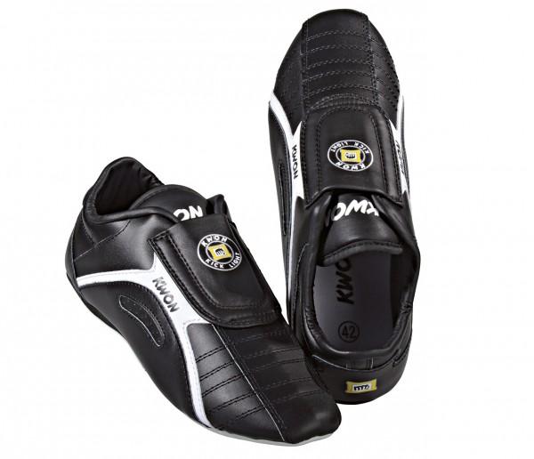 Trainingsschuhe Kick Light, schwarz