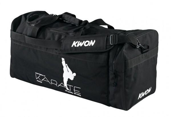 KWON Tasche Large, Druckmotiv Karate