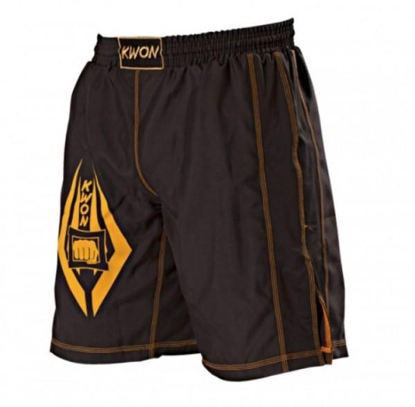 Freefight MMA Short schwarz