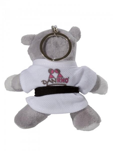 Mini-Plüschtiere mit Schlüsselanhänger