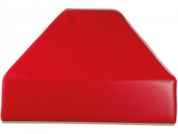 Wandschlagkissen dick, 60 x 60 cm