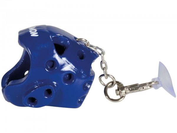 Schlüsselanhänger Kopfschutz