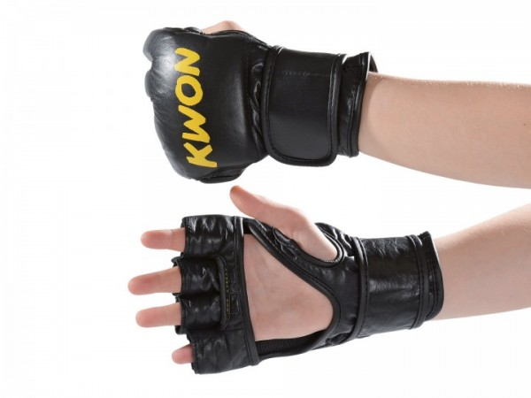 MMA Handschuhe Leder