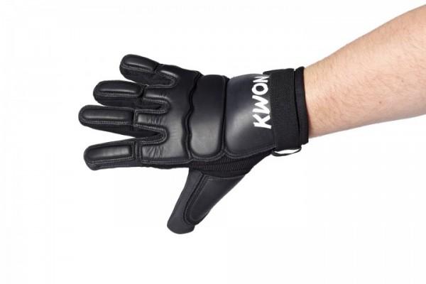 Stock-Handschuhe