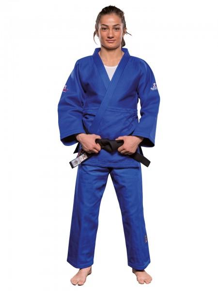 DANRHO Judogi Ultimate 750 IJF blau